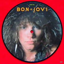 "Bon Jovi   Picture Disc Record  7""  - In and out of Love"