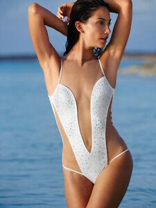 Size XS VICTORIA'S SECRET Swimwear Luxe One Piece swimsuit