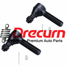 2Pcs Tie Rod End Set Left and Right For Ford, International, Hino