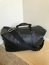$800 NWT COACH Men's Voyager 52 Sport Calf Leather DUFFLE Travel Bag F54802