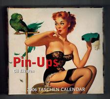 Taschen 2006 Pin Up Calendar Gil Elvgren