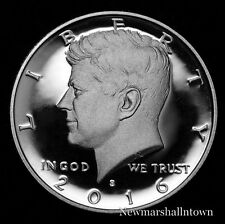 2016 S Kennedy Half Dollar Clad Proof Coin ~ Proof from Proof Set