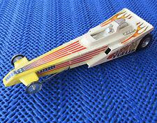 Pour slotcars racing maquettes -- rare Dragster avec AFX moteur