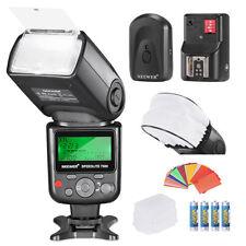 Neewer PRO i-TTL Flash *lujoso Kit* para DSLR cámara
