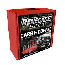 rebel cars and coffee detail kit car truck auto semi polish wax renegade wash