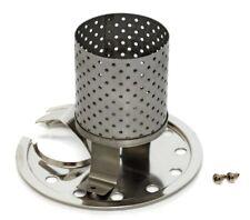 PETROMAX Radiator Prallteller Heizung HK 350/500 verchromt ab Bj. 2000 Outdoor