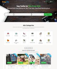 Online Classified Ads Portal Business Website For Sale Ready Developer Software