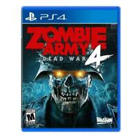 Zombie Army 4 Dead War PS4 PlayStation 4 Brand New Sealed