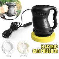 Electric Auto Polishing Machine Car Polisher Electric Buffing Waxing Clean Tool.