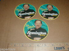 Dale Earnhardt Remington Fishing line decal stickers Goodwrench Racing 1990s Lot