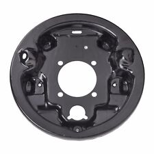 00-01 DODGE RAM 2500 3500 REAR LEFT SIDE BRAKE DRUM BACKING PLATE OEM MOPAR