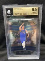 2019-20 Panini Select #67 Luka Doncic BGS 9.5 Concourse Gem Mint Basketball R71