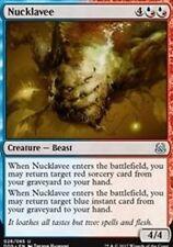 4X Nucklavee NM Duel Decks: Mind vs. Might Gold Uncommon MTG