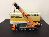 "1/87 Scale Liebherr LTM 1250-5.1 Mobilkran Mobile Crane Grue Automtrice ""REMOVE"""