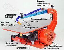 HEGNER Multicut-1  Dekupiersäge Feinschnittsäge m. elektr. Drehzahlregelung