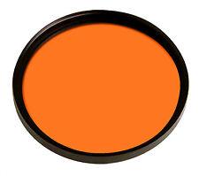 Filtro Colorato Arancio 52mm 52 mm NUOVO