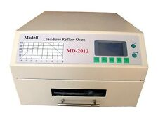 Desktop Automatic Lead-Free Reflow Oven MD-2012, price cut!!!