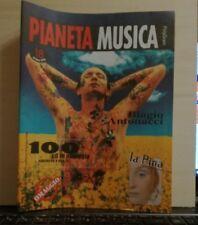 PIANETA MUSICA-RIVISTA MUSICALE -GIUGNO 1998- ANTONACCI-LA PINA-POLYGRAM-