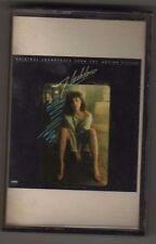 """Flashdance """"Original Motion Picture Soundtrack"""" Cassette (Casablanca 1983)"""