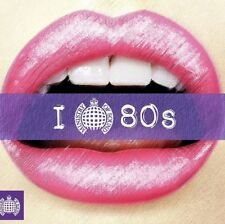 Various - I Love 80s. BRAND NEW 3CD