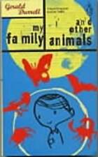 My Family and Other Animals by Gerald Durrell (Paperback, 1999)