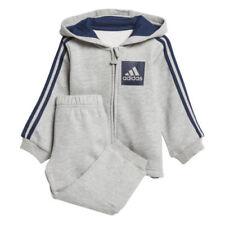 Ropa, calzado y complementos grises adidas de poliéster para bebés