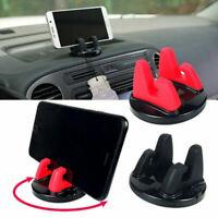 Multi-function Car Cell Phone Holder Dashboard Non-slip Stand Adjustment Bracket