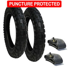 QUINNY BUZZ HEAVY DUTY CHUNKY TYRE/TUBE SET WITH PUNCTURE RESISTANT TYRE LINERS