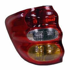 2001 - 2004 TOYOTA SEQUOIA TAIL LIGHT LEFT DRIVER SIDE