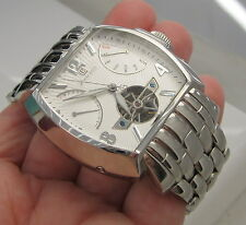Estate Stunning Rare Louis Bolle Automatic Multi-Function Visible Balance Watch