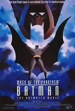 BATMAN: MASK OF THE PHANTASM Movie POSTER 27x40