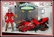 Power Rangers Time Force: Quantum Vector Cycle w/ Ranger _ ** Complete **