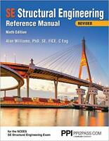 PPI SE Structural Engineering Reference Manual, 9th Edition (Paperback) - A C…