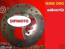 DISCO DE FRENO TRASERO BREMBO 68B407G1 MBK SKYLINER 150 2006 2007 2008 2009 2010