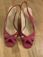 Hobbs Pink Shoes Size 41