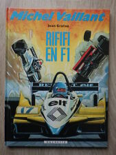 Jean Graton MICHEL VAILLANT RIFIFI EN F1 edition 1982 TBE