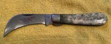 Vintage Parker IMAI Eagle Brand Red Tailed Hawk K 86 Hawkbill Pocket Knife Japan