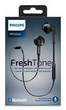 Philips FreshTones Wireless Bluetooth SHB5250BK/27
