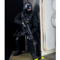 "1/6 SWAT Uniform Soldier Action Figure 12"" Military Army Suit Male Model Collect"