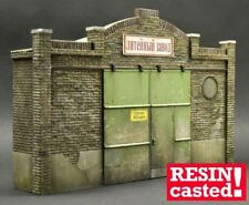 DioDump DD049 Industrial facade RESIN VERSION 1:35 scale diorama factory