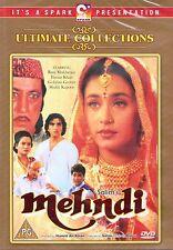 Mehndi - RANI MUKHERJI - Neuf Original BOLLYWOOD DVD