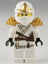 LEGO Ninjago - Zane ZX - with Armor - Minifig / mini Figure