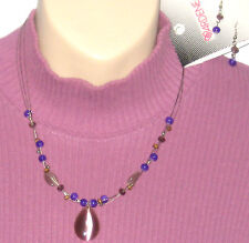 New Ardene Earrings and 8.5 Inches Necklace Set  Fashion Jewelry