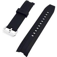 Original Casio Watch Strap Band for EMA-100-1AV EMA100-1A EMA100 Black 10437955