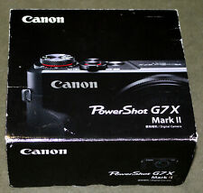 Canon PowerShot G7 X Mark II Digital Camera!!