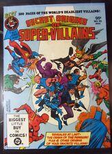 Best of DC #10 Secret Origins of Super-Villains CGC 9.6..1st ever Penguin origin