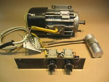 Genuine TORNIO Hobbymat MD65-COMPLETO MOTORE e Switch Assembly