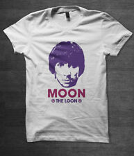 Keith Moon T shirt The Who drummer 60's music rock n roll mods mod small faces