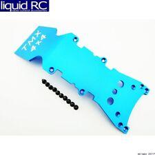 Hot Racing TMX1331FA06 Blue Aluminum 3mm Front Skid Plate