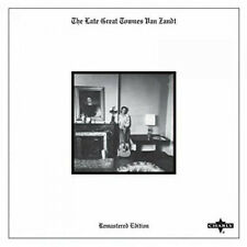 CD: Townes Van Zandt The Late Great Townes Van Zandt NEW/SEZALED